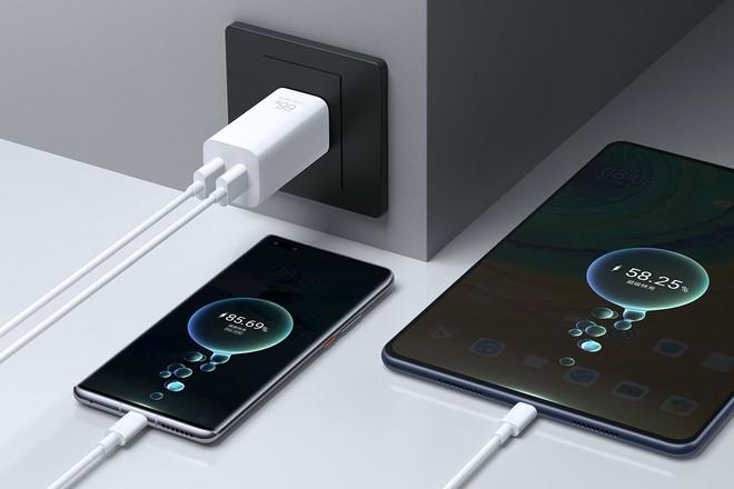 Huawei ra mắt củ sạc GaN 66W: Tối đa 3 thiết bị, có cổng USB-C, giá 1.4 triệu đồng - Ảnh 4.