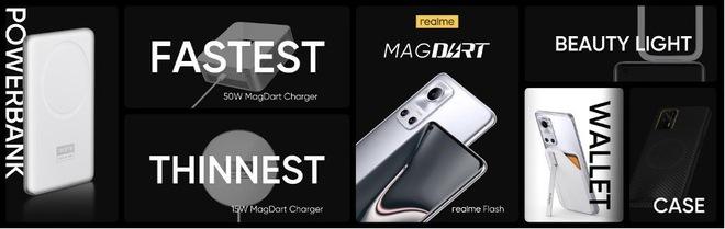 realme ra mắt công nghệ sạc từ tính MagDart: Công suất lên tới 50W, hoạt động tương tự MagSafe - Ảnh 5.
