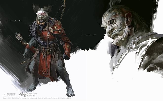 Hãng game Trung Quốc công bố trailer mới của game Ngộ Không, hé lộ thêm về lối chơi thú vị và cốt truyện không dành cho thiếu nhi - Ảnh 4.