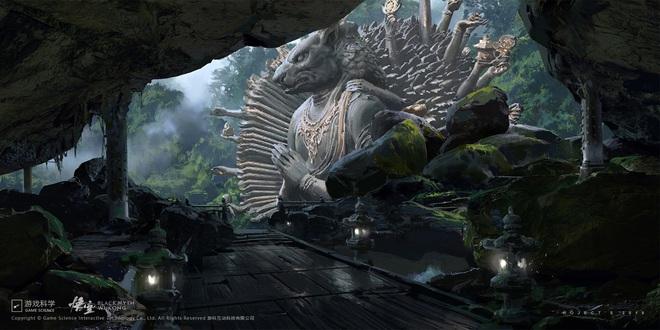 Hãng game Trung Quốc công bố trailer mới của game Ngộ Không, hé lộ thêm về lối chơi thú vị và cốt truyện không dành cho thiếu nhi - Ảnh 2.