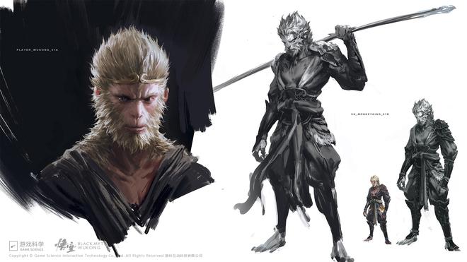Hãng game Trung Quốc công bố trailer mới của game Ngộ Không, hé lộ thêm về lối chơi thú vị và cốt truyện không dành cho thiếu nhi - Ảnh 3.