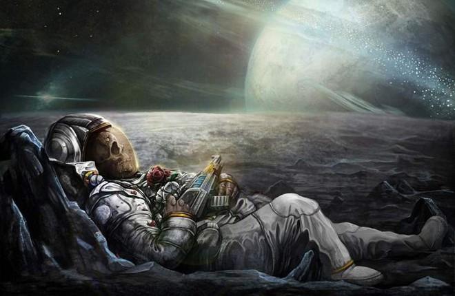 Điều gì sẽ xảy ra với một xác chết ngoài không gian? - Ảnh 7.