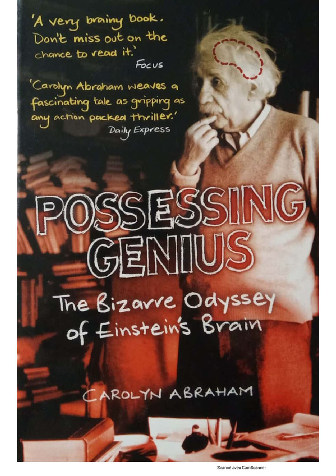 Chuyến phiêu lưu của bộ não Albert Einstein, người có IQ cao nhất thế giới sau khi nó bị đánh cắp khỏi cơ thể - Ảnh 2.