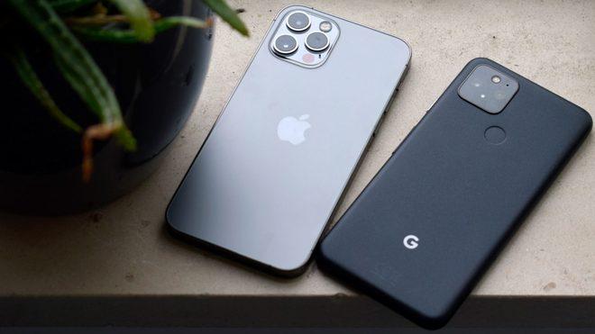 Google và Apple từng thảo luận về quan hệ đối tác tuy hai mà một giữa Android và iOS, theo Epic Games - Ảnh 1.