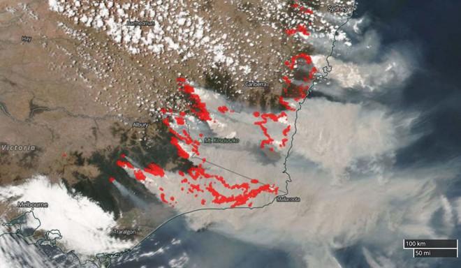 Khói cháy rừng khiến con người dễ nhiễm COVID-19 hơn nhưng chúng ta lại không thể trốn chạy khỏi chúng - Ảnh 7.