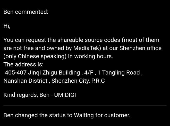 Hotgirl tìm đến trụ sở hãng smartphone để đòi bằng được mã nguồn phần mềm - Ảnh 2.