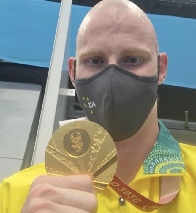 Cựu game thủ liệt não xuất sắc giành HCV tại Paralympics 2020 - Ảnh 1.