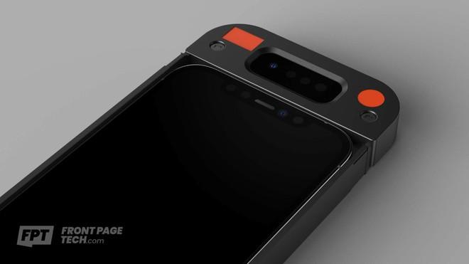 iPhone 13 sẽ được nâng cấp Face ID, có thể mở khoá ngay cả khi đeo khẩu trang - Ảnh 2.