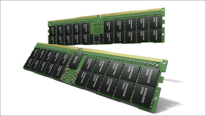 Samsung hé lộ module RAM DDR5 với bộ nhớ lên tới 512GB - Ảnh 1.