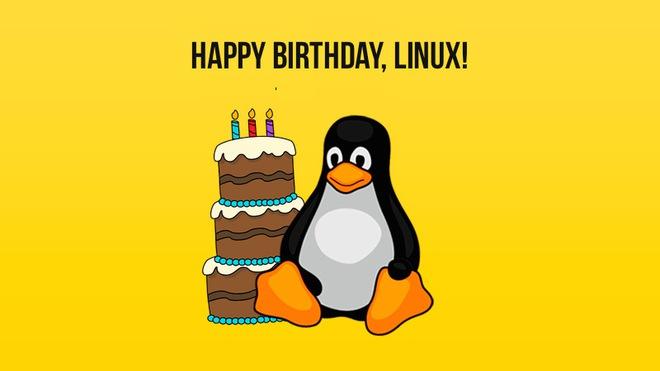 Chúc mừng sinh nhật tuổi 30, Linux: người hùng thầm lặng của internet - Ảnh 1.