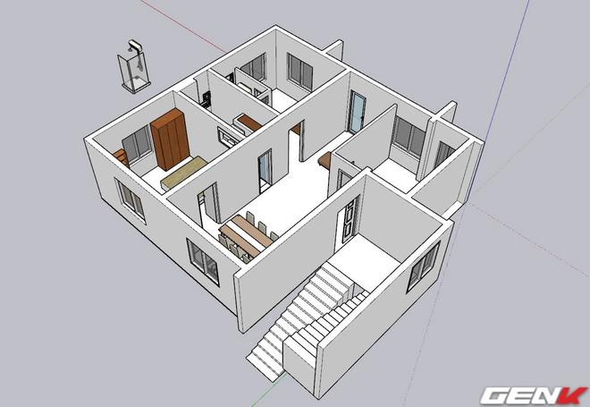 Anh em thích DIY bơi hết vào đây: 5 phần mềm thiết kế nội thất đã nhiều chức năng lại còn miễn phí - Ảnh 16.