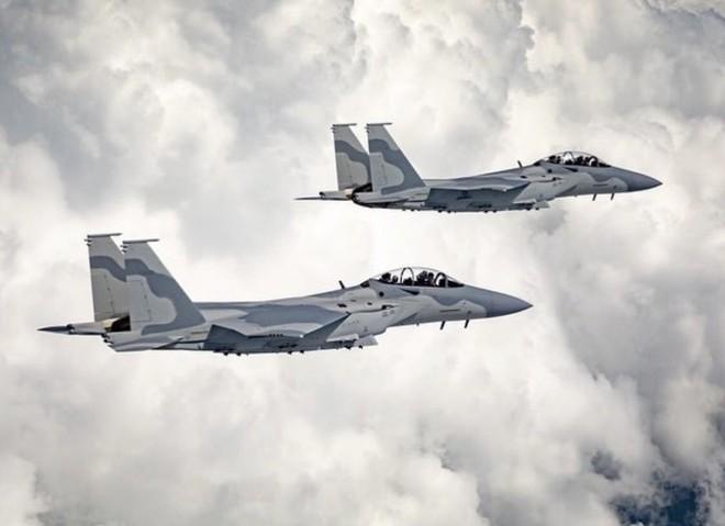 Boeing ra mắt chiến đấu cơ F-15QA phiên bản Qatar: hiện đại nhất trong gia đình máy bay tiêm kích F-15 - Ảnh 5.