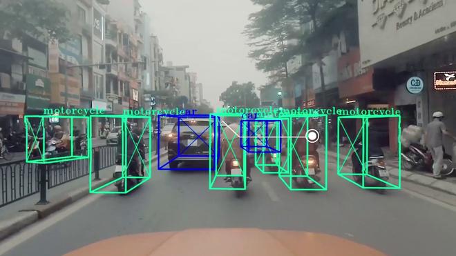 VinAI công bố loạt công nghệ mới dành cho ô tô, dự kiến có mặt trên các dòng xe VinFast tương lai: Tự lái cấp độ 2+, phát hiện tài xế ngủ gật, đỗ xe tự động - Ảnh 5.