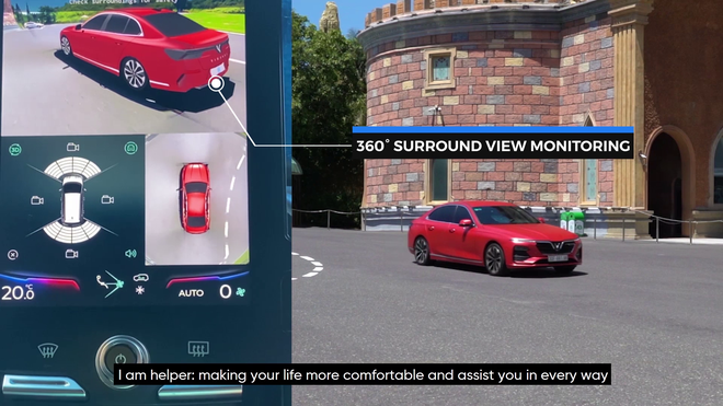 VinAI công bố loạt công nghệ mới dành cho ô tô, dự kiến có mặt trên các dòng xe VinFast tương lai: Tự lái cấp độ 2+, phát hiện tài xế ngủ gật, đỗ xe tự động - Ảnh 2.