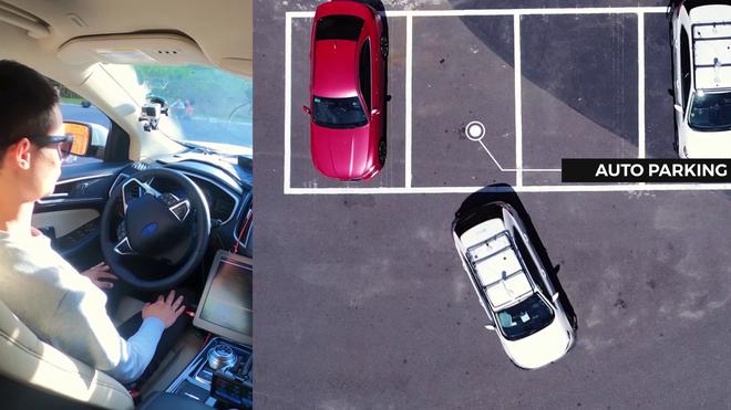 VinAI công bố loạt công nghệ mới dành cho ô tô, dự kiến có mặt trên các dòng xe VinFast tương lai: Tự lái cấp độ 2+, phát hiện tài xế ngủ gật, đỗ xe tự động - Ảnh 3.