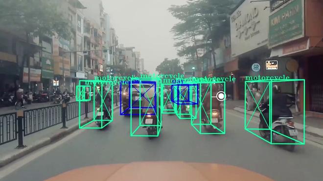 Đây là giao thông Việt Nam dưới con mắt của AI, đang được ứng dụng để phát triển tính năng tự lái trên xe VinFast - Ảnh 6.
