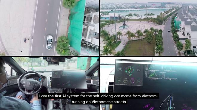 Đây là giao thông Việt Nam dưới con mắt của AI, đang được ứng dụng để phát triển tính năng tự lái trên xe VinFast - Ảnh 1.