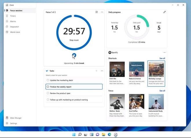 6 ứng dụng cốt lõi này sẽ được thay đổi trên Windows 11 - Ảnh 1.
