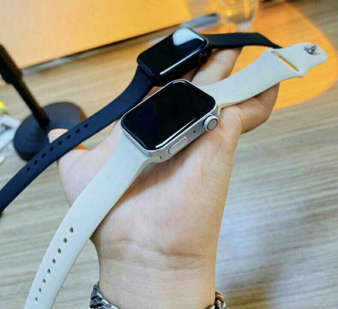 Chưa ra mắt, Apple Watch Series 7 đã có hàng giả bán tràn lan trên mạng - Ảnh 1.