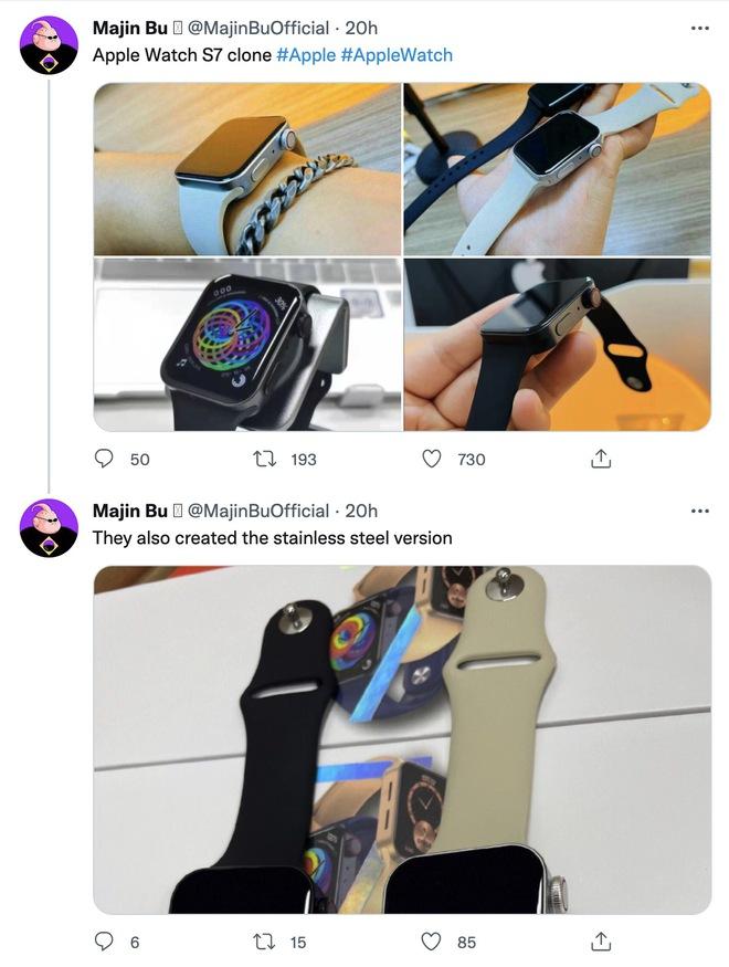 Chưa ra mắt, Apple Watch Series 7 đã có hàng giả bán tràn lan trên mạng - Ảnh 3.