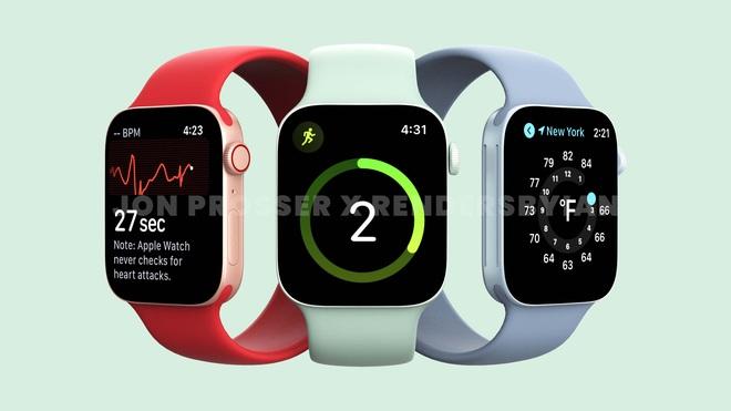 Chưa ra mắt, Apple Watch Series 7 đã có hàng giả bán tràn lan trên mạng - Ảnh 2.