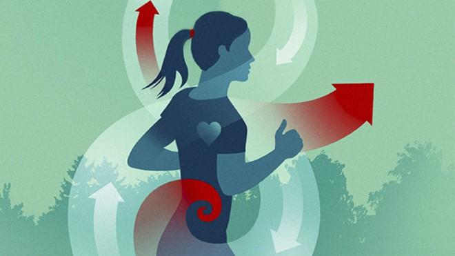 Tại sao đôi khi tập thể dục vã mồ hôi mà cân nặng lại tăng? - Ảnh 5.