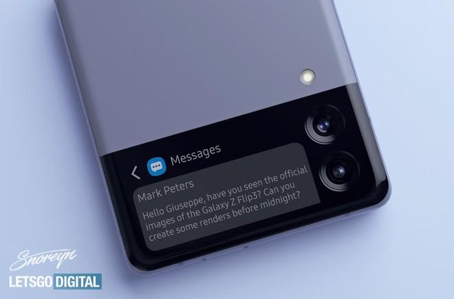 Tổng hợp những tin đồn về Samsung Galaxy Z Flip 3 trước ngày ra mắt - cực phẩm không kém cạnh Z Fold 3 - Ảnh 3.