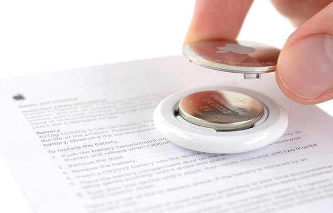 Apple khuyến cáo không dùng pin thay thế có lớp phủ bitterant cho AirTag nhưng điều này đe dọa gây nguy hiểm cho trẻ nhỏ - Ảnh 1.