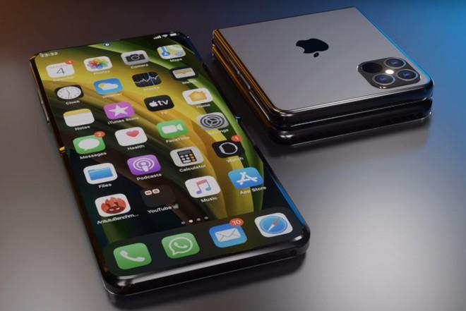 iPhone màn hình gập của Apple sẽ mất ít nhất từ 2-3 năm nữa để hoàn thiện và ra mắt thị trường - Ảnh 1.