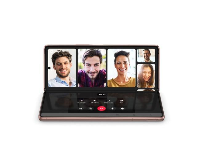 Camera ẩn dưới màn hình 4MP có phải là vấn đề với Galaxy Z Fold3 - Ảnh 7.