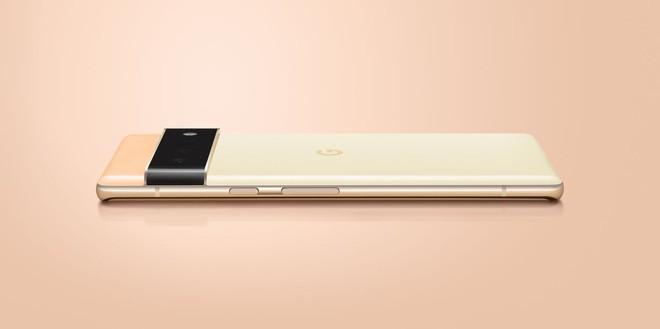 Google công bố Pixel 6: Cuối cùng, Google đã biết làm điện thoại cao cấp! - Ảnh 1.