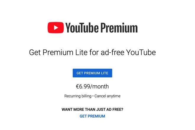 Youtube thử nghiệm gói Premium Lite: Chặn quảng cáo Youtube giá rẻ - Ảnh 1.