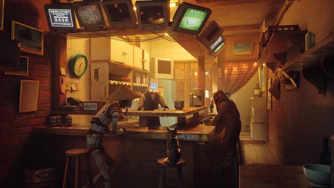 Giới thiệu game Stray: người chơi vào vai một chú mèo, phiêu lưu trong một thành phố robot bị lãng quên - Ảnh 2.