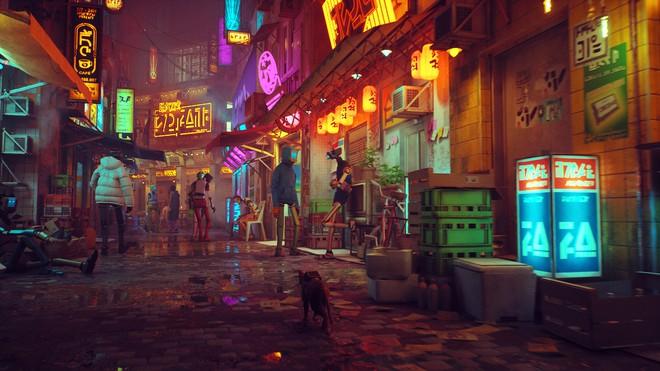 Giới thiệu game Stray: người chơi vào vai một chú mèo, phiêu lưu trong một thành phố robot bị lãng quên - Ảnh 5.