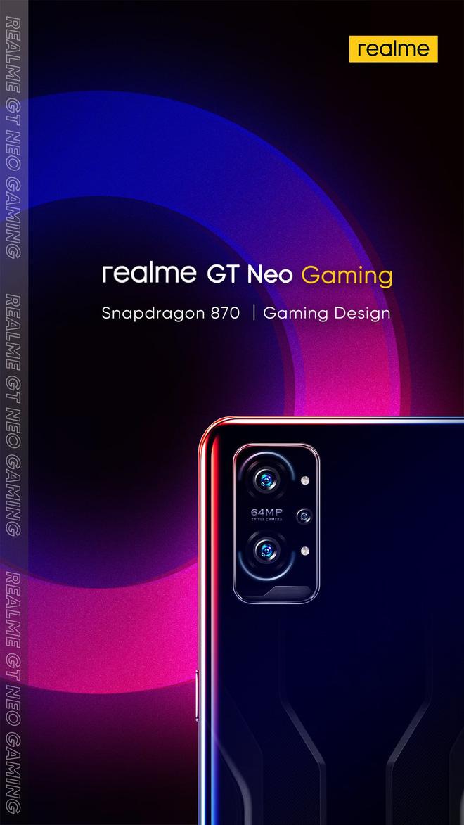 realme lấn sân sang phân khúc Gaming Phone - Ảnh 2.