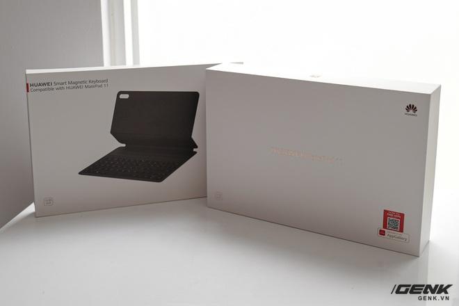 Trên tay máy tính bảng Huawei MatePad 11: Màn hình IPS 120Hz, dùng chip Snapdragon 865, hệ điều hành Harmony OS 2 rất mượt, giá 13.99 triệu đồng - Ảnh 1.