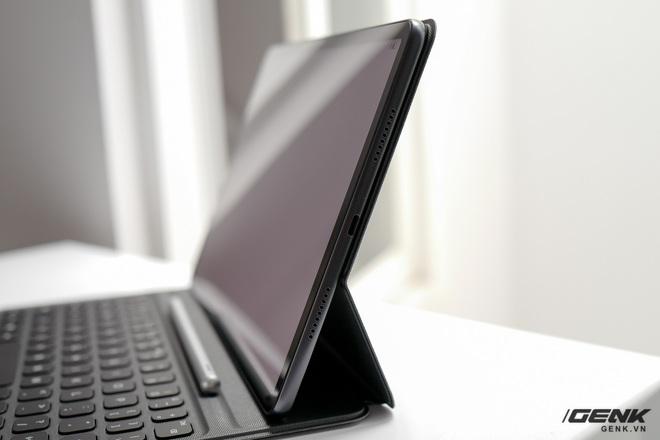 Trên tay máy tính bảng Huawei MatePad 11: Màn hình IPS 120Hz, dùng chip Snapdragon 865, hệ điều hành Harmony OS 2 rất mượt, giá 13.99 triệu đồng - Ảnh 8.