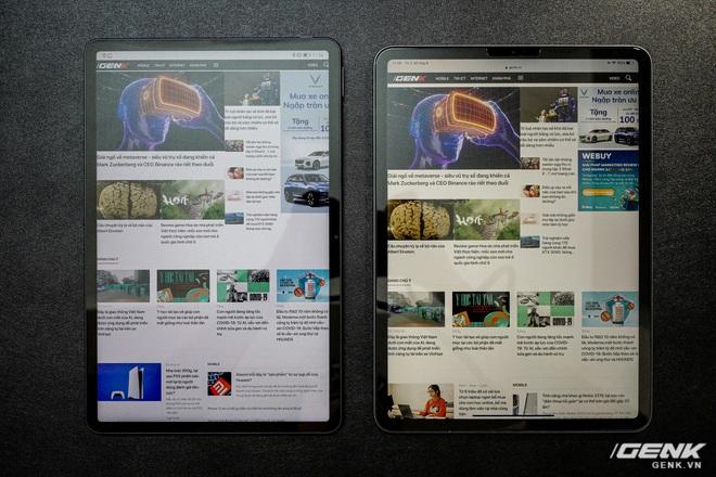Trên tay máy tính bảng Huawei MatePad 11: Màn hình IPS 120Hz, dùng chip Snapdragon 865, hệ điều hành Harmony OS 2 rất mượt, giá 13.99 triệu đồng - Ảnh 19.