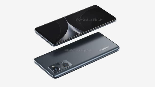 realme GT Neo2 lộ diện với thiết kế giống OnePlus 9, trang bị chip Snapdragon 870 - Ảnh 3.