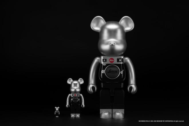 Sản phẩm tiếp theo mang thương hiệu Leica là một chú gấu, tiếc thay nó không chụp ảnh được - Ảnh 4.