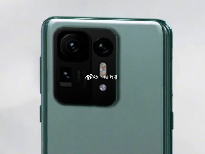 Xiaomi Mi MIX 4 lộ ảnh quảng cáo, tiết lộ thiết kế camera giống Mi 11 Pro - Ảnh 2.