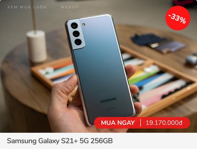 Đang muốn mua điện thoại Samsung thì nhanh tay lên kẻo hết sale bây giờ - Ảnh 3.