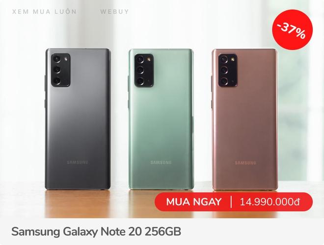 Đang muốn mua điện thoại Samsung thì nhanh tay lên kẻo hết sale bây giờ - Ảnh 5.