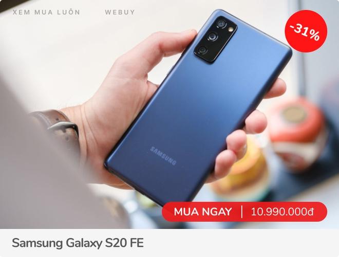 Đang muốn mua điện thoại Samsung thì nhanh tay lên kẻo hết sale bây giờ - Ảnh 6.