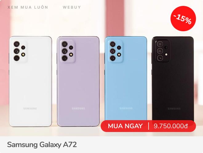 Đang muốn mua điện thoại Samsung thì nhanh tay lên kẻo hết sale bây giờ - Ảnh 7.