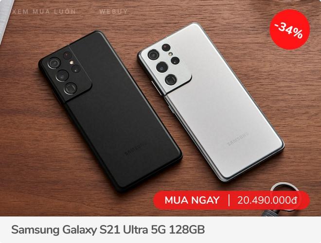 Đang muốn mua điện thoại Samsung thì nhanh tay lên kẻo hết sale bây giờ - Ảnh 1.