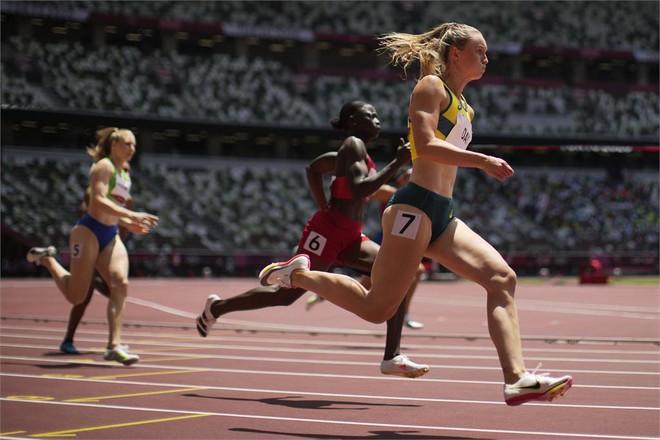 Nhân viên siêu thị kiêm vận động viên điền kinh tiết kiệm tiền để được dự Olympic 2020, lập tức phá luôn kỷ lục cá nhân - Ảnh 7.