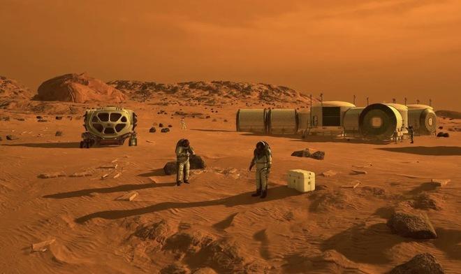NASA tìm 4 người sống thử trong môi trường như sao Hỏa, có trả lương - Ảnh 2.
