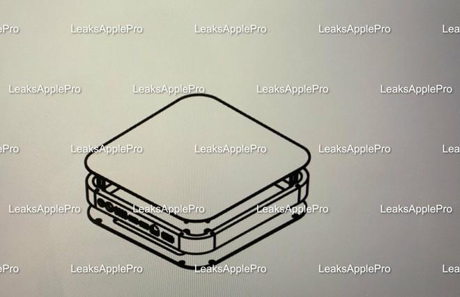 Mac mini M1X: Thiết kế mỏng hơn, nhiều cổng kết nối hơn, tích hợp sạc MagSafe, ra mắt cuối năm nay - Ảnh 2.