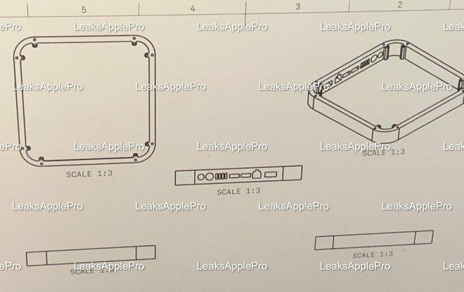 Mac mini M1X: Thiết kế mỏng hơn, nhiều cổng kết nối hơn, tích hợp sạc MagSafe, ra mắt cuối năm nay - Ảnh 1.